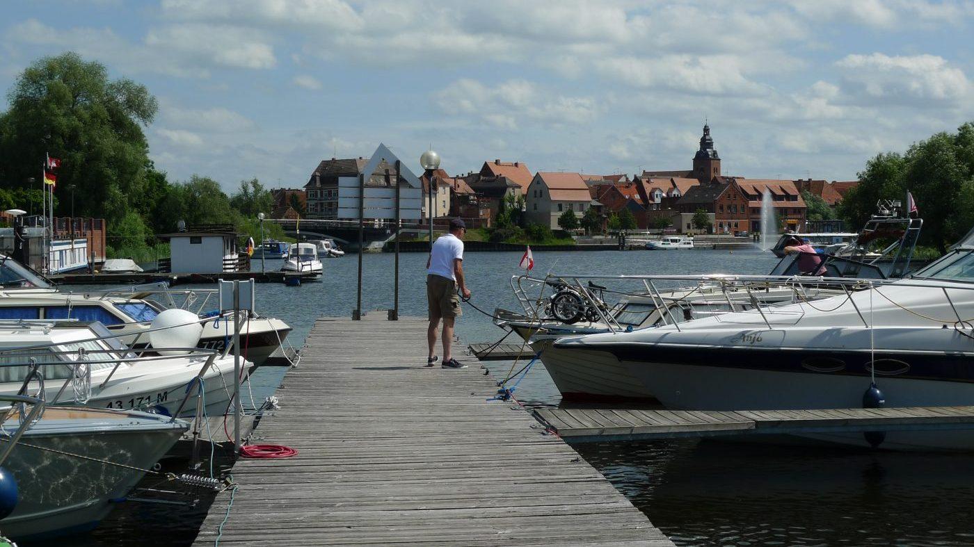 Jachthafen Havelberg