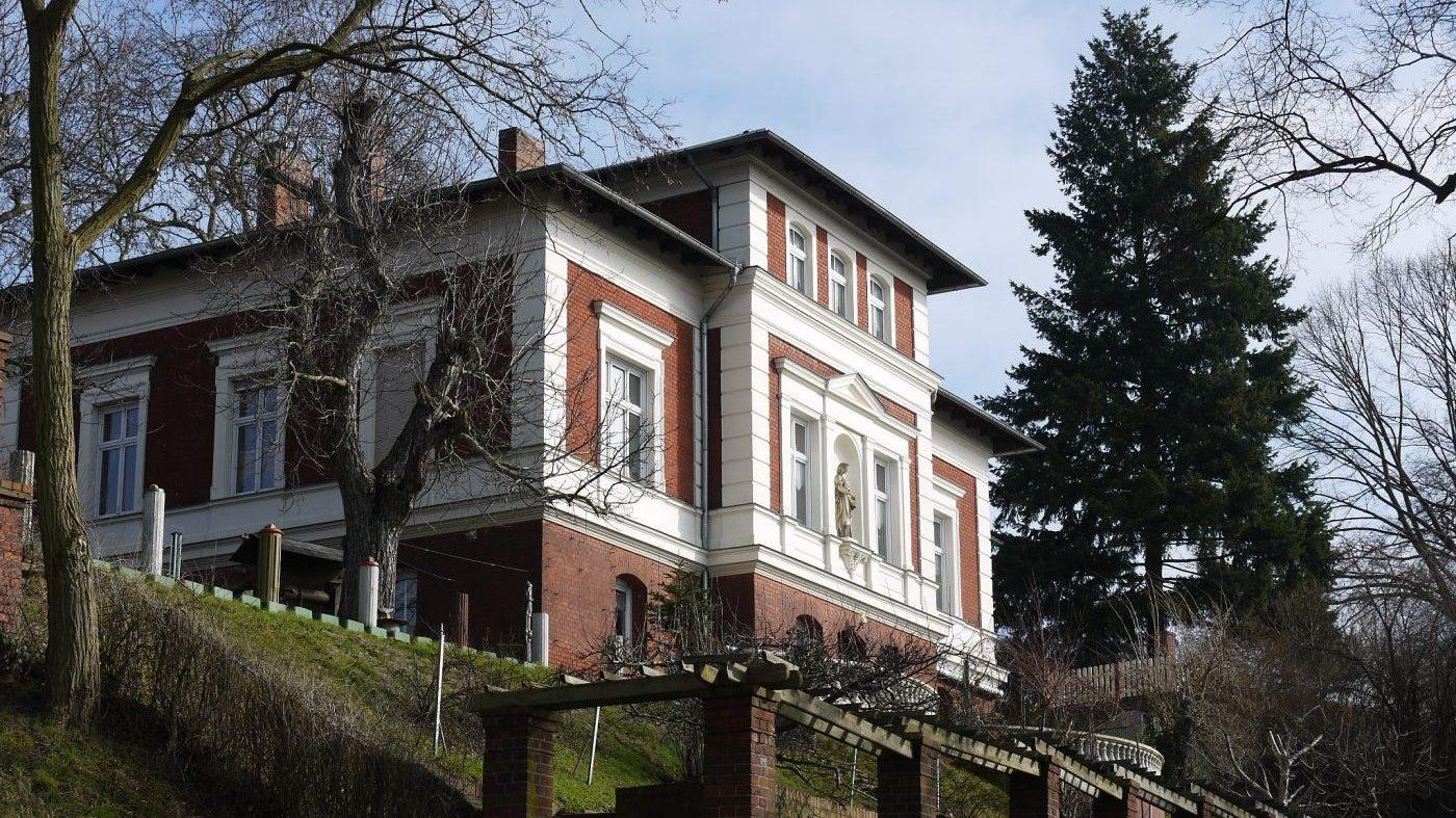 Villa am Stadtberg