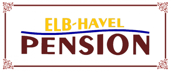Elb-Havel-Pension Logo